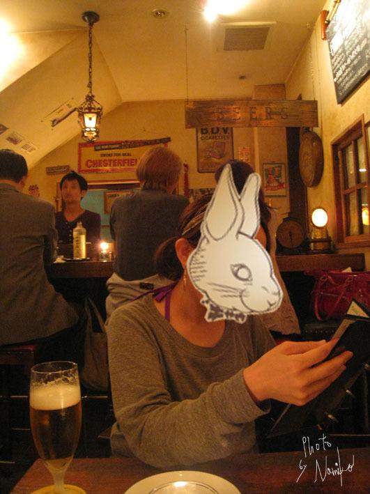 shizukart  Several Picture Books-ウサギにて