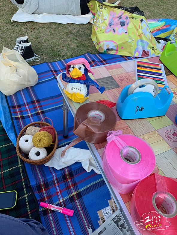 zine it! picnic